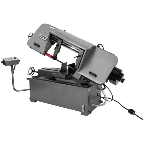 JET 414476 3HP 12 in. x 20 in. Semi-Auto Horizontal Band Saw image number 2