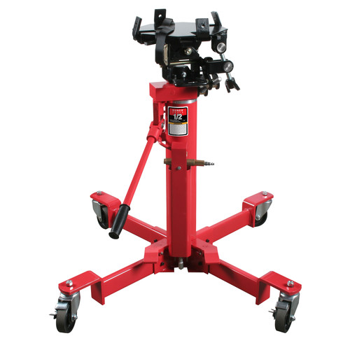 Sunex 7796 1/2 in. Ton Air/Hydraulic Telescopic Transmission Jack