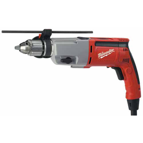 Factory Reconditioned Milwaukee 5387-82 1/2 in. Dual Speed Hammer Drill with Case