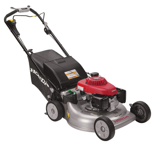 Honda HRR216VYA 160cc Gas 21 in. 3-in-1 Smart Drive Self-Propelled Lawn Mower with Roto-Stop Blade System