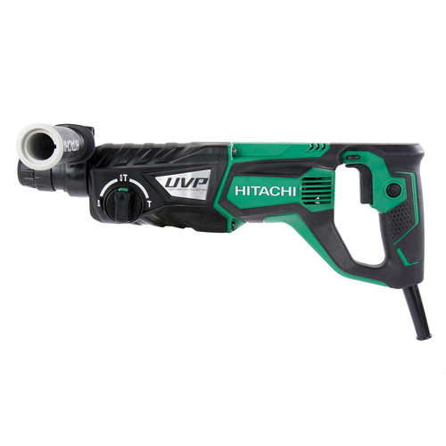 Hitachi DH28PFY 8 Amp 1-1/8 in. SDS Plus 3-Mode D-Handle Rotary Hammer