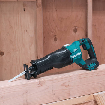 Makita XRJ05Z LXT 18V Cordless Lithium-Ion Brushless Reciprocating Saw (Tool Only) image number 11