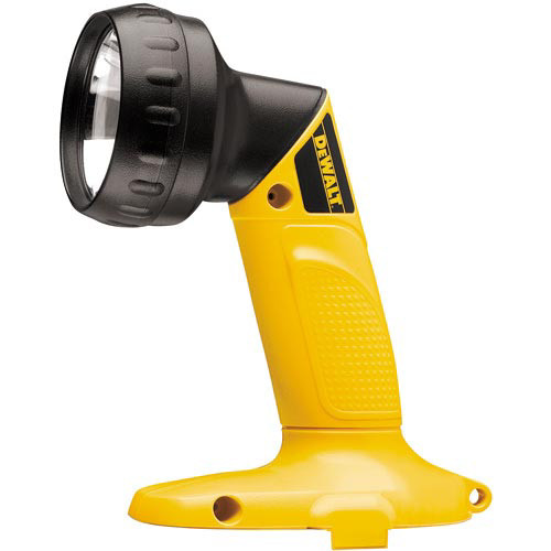 Dewalt DW908 18V Cordless Pivoting Head Flashlight (Bare Tool)