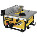 Dewalt DWE7480 10 in. 15 Amp Site-Pro Compact Jobsite Table Saw image number 1