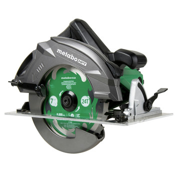 Metabo HPT C7URM 7-1/4 in. 15-Amp 6800 RPM RIPMAX Pro Circular Saw