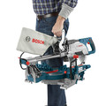 Factory Reconditioned Bosch CM8S-RT 8-1/2 in. Single Bevel Sliding Compound Miter Saw image number 3