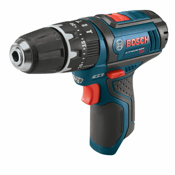 Bosch PS130N 12V Max Lithium-Ion 3/8 in. Cordless Hammer Drill Driver (Tool Only)