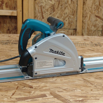 Factory Reconditioned Makita SP6000J-R 6-1/2 in. Plunge Circular Saw image number 1