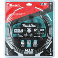 Makita B-66999 12 in. 80T Carbide-Tipped Max Efficiency Miter Saw Blade image number 3