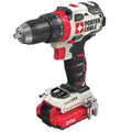 Factory Reconditioned Porter-Cable PCCK607LBR 20V MAX Brushless Lithium-Ion 1/2 in. Cordless Drill Driver Kit (1.5 Ah) image number 2