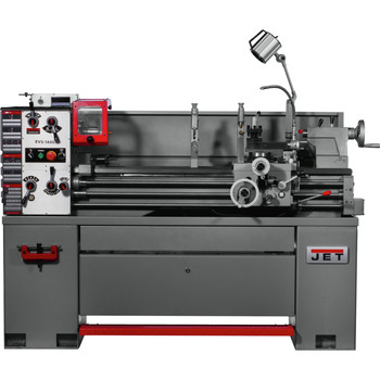 JET 311440 EVS-1440B 230/460V, 3 HP 3-Phase 14 x 40 in. Variable Speed Bench Lathe