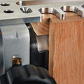 Porter-Cable 4216 12 in. Deluxe Dovetail Jig Combination Kit image number 5