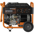 Generac 6954 GP800E 8,000 Watt Gas Portable Generator image number 4