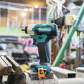 Makita WT05Z 12V max CXT Lithium-Ion Brushless 3/8 in. Square Drive Impact Wrench (Tool Only) image number 7