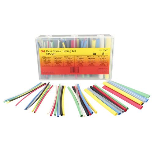 3M 37677 Heat-Shrink Tubing Kit
