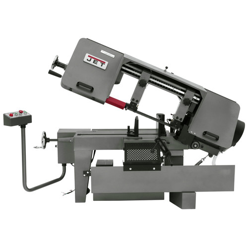 JET 414478 3Ph 10 in. x 16 in. Horizontal Band Saw image number 0