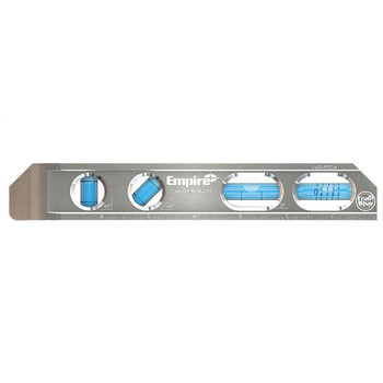 Empire EM71.8 True Blue 8 in. Magnetic Billet Torpedo Level