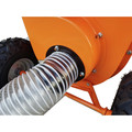 Detail K2 OPC503V 4000 RPM 3 in. 7 HP 3-in-1 Gas Chipper Shredder Vacuum Kit image number 5