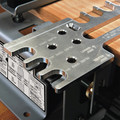 Porter-Cable 4216 12 in. Deluxe Dovetail Jig Combination Kit image number 9