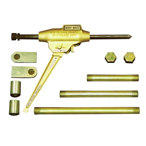 ALC Tools & Equipment 77003 11-Piece Heavy Duty Push-Pull Body Mate Jack Set image number 0