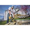 Dewalt DCCS620P1 20V MAX XR 5.0 Ah Brushless Lithium-Ion 12 in. Compact Chainsaw Kit image number 8