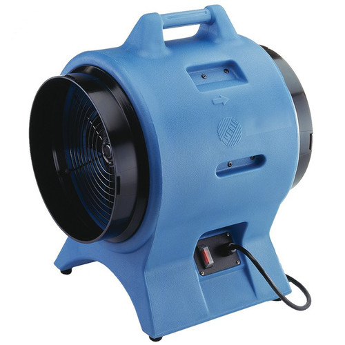 Americ VAF3000A 115V 12 in. Industrial Confined Space Ventilator image number 0