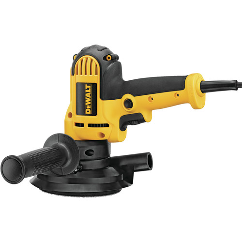 Dewalt DWE6401DS 5 in. Variable Speed Disc Sander with Dust Shroud image number 0