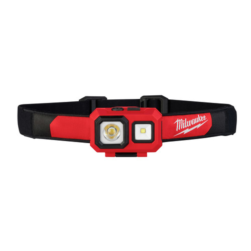 Milwaukee 2104 Spot/Flood Alkaline Headlamp image number 0