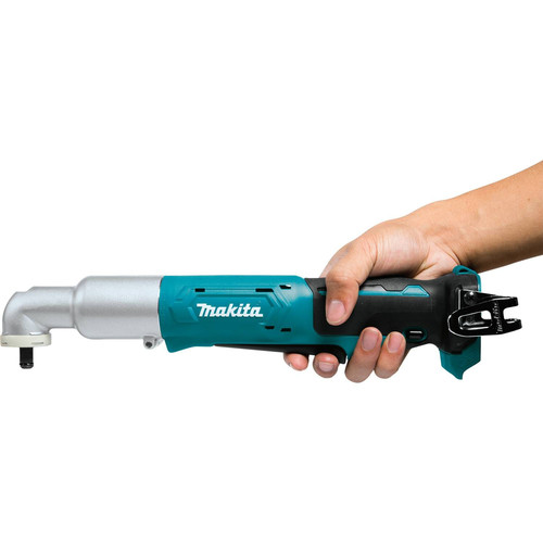 Makita LT02Z 12V MAX CXT Lithium-Ion Cordless 3/8 in. Angle Impact Wrench (Tool Only) image number 2