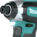 Makita XT284SX1 18V LXT Lithium-Ion Brushless Cordless Impact Driver / Impact Wrench Combo Kit (3 Ah) image number 8