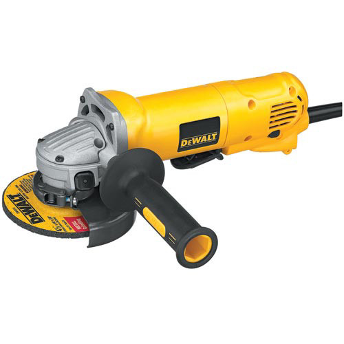 Factory Reconditioned Dewalt D28402R 4-1/2 in. 11,000 RPM 10.0 Amp Angle Grinder