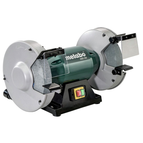 Metabo DSD 250 10 in. 7.5 Amp Bench Grinder
