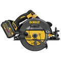 Dewalt DCS575T2 FlexVolt 60V MAX Cordless Lithium-Ion 7-1/4 in. Circular Saw Kit with Batteries image number 2