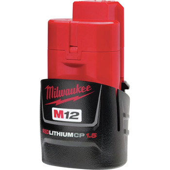 Milwaukee 2420-21 M12 Lithium-Ion HACKZALL Reciprocating Saw Kit with Battery image number 3