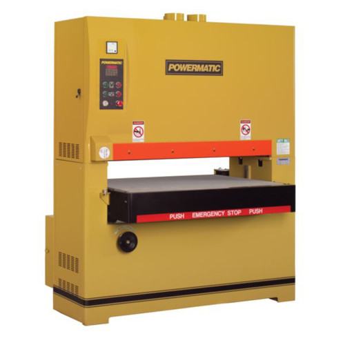 Powermatic WB-43 43 in. 3-Phase 25-Horsepower 230/460V Wide Belt Sander