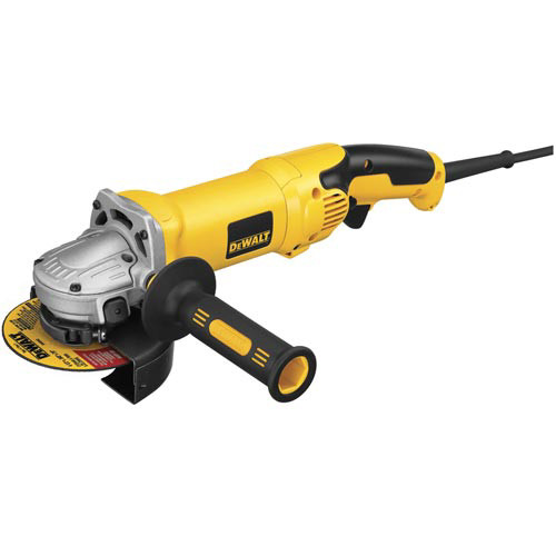 Factory Reconditioned Dewalt D28115R 4-1/2 in. / 5 in. 9,000 RPM 13.0 Amp Grinder with Trigger Grip
