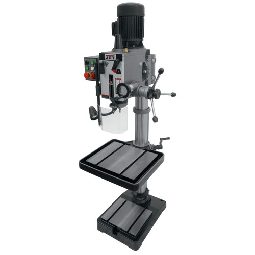 JET GHD-20T 20 in. 2 HP 3-Phase 230V Geared Head Drilling & Amp Tapping Press image number 0