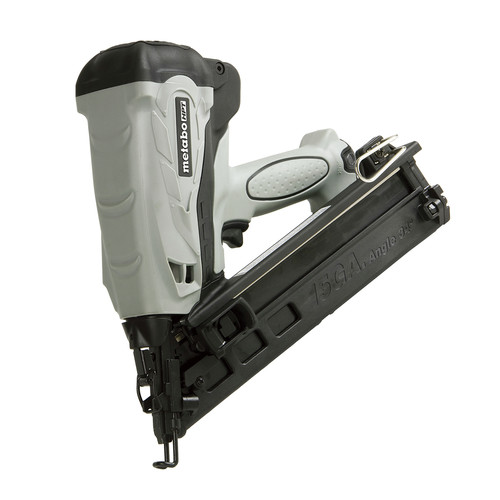 Metabo HPT NT65GAQRM 15-Gauge 2-1/2 in. Li-Ion Angle Finish Nailer image number 0