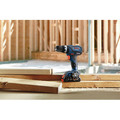 Bosch GSB18V-535CB15 18V Lithium-Ion EC Brushless Connected-Ready Compact Tough 1/2 in. Cordless Hammer Drill Driver Kit (4 Ah) image number 6