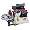 JET JSG-96 6 in. x 48 in. Belt / 9 in. Disc Combination Bench Top Sander image number 0