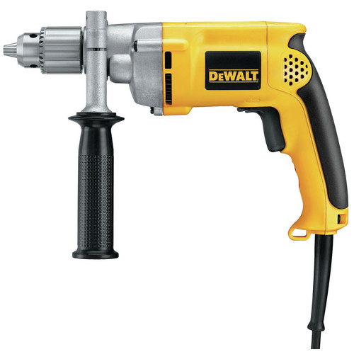Factory Reconditioned Dewalt DW235GR 7.8 Amp 0 - 850 RPM Variable Speed 1/2 in. Corded Drill image number 0