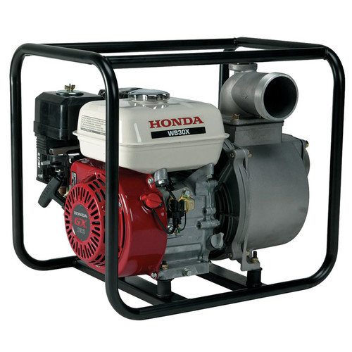 Honda WB30XT3 163cc 3 in. NPT 290 GPM General Purpose Pump image number 0