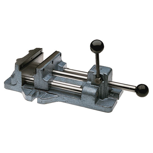 Wilton 13403 1208, Cam Action Drill Press Vise, 8-3/16 in. Jaw Opening image number 0
