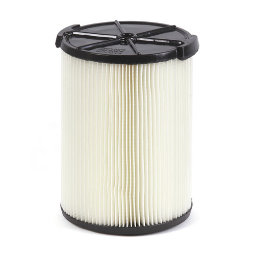 Ridgid VF4000 1-Layer Pleated Paper Filter image number 0