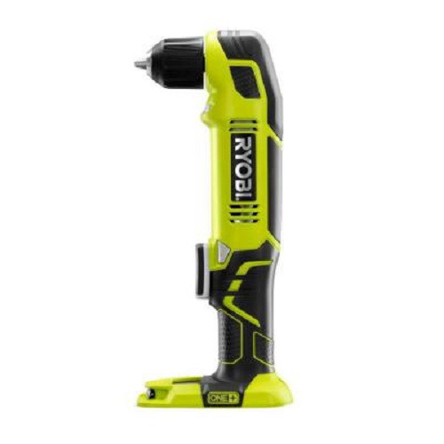 Factory Reconditioned Ryobi ZRP241 ONE Plus 18V Cordless 3/8 in. Right Angle Drill (Bare Tool)