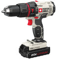 Porter-Cable PCC621LB 20V MAX Cordless Lithium-Ion Compact Hammer Drill Kit