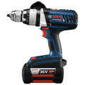 Factory Reconditioned Bosch HDH361-01-RT 36V Lithium-Ion 1/2 in. Cordless Hammer Drill Driver Kit with (2) 4 Ah FatPack Batteries image number 1