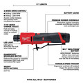 Milwaukee 2459-22 M12 FUEL Brushless Lithium-Ion Cordless 2-Tool Commercial Flat Tire Repair Kit (2 Ah / 4 Ah) image number 2