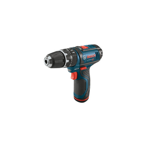 Factory Reconditioned Bosch PS130-2A-RT 12V Max Cordless Lithium-Ion 3/8 in. Ultra Compact Hammer Drill Kit