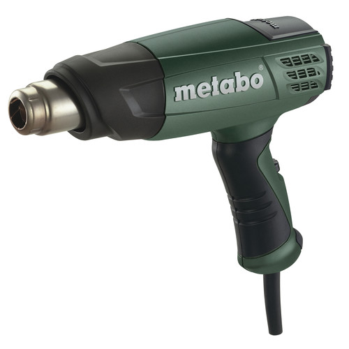 Metabo HE23-650 2-Stage Variable Temperature Electronic Heat Gun with LCD Display